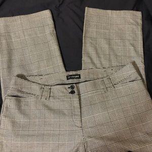 Lane Bryant - Trousers - Black/White - Size 20P